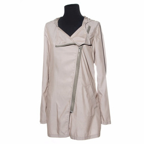 Campera Light Taupe Xl Extra Large Camperas Mujer