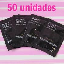 Mascara Preta Pilaten Removedor De Cravos Black Head 50 Pçs