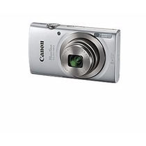 Cámara Digital Canon Powershot Elph 180 Plata, Plata, 20,1 M