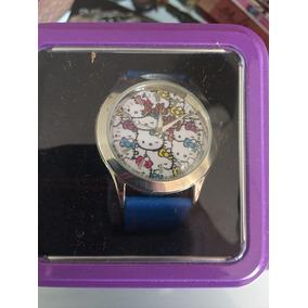 Reloj Hello Kitty Original Multicolor