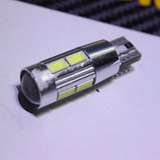 Led T10 T15 W16w 921 25w Con Proyector Lupa Pellizco
