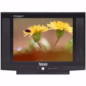Televisor Microsonic 17 Trinorma Ntscpal-n181 Canales Yanett