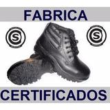 Botin De Trabajo Seguridad Suela Febo Certificado P/ace