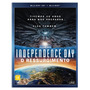 Blu-ray 3d + Blu Ray - Independence Day O Ressurgimento