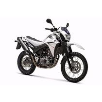 Capa De Banco Yamaha Xt 660r Preta C/ Branco 2005 À 2016