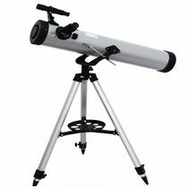 Telescópio Luneta Profissional 700x76mm Stargazing 76700