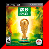 Fifa 14 World Cup Brazil 2014 Ps3 - Caja Vecina