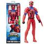 Avenger Hombre Araña Spiderman Knigth 30cm Hasbro Marvel