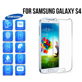 Protector Vidrio Templado Biselado Samsung Galaxy S4