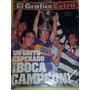 El Gráfico Extra - Boca Campeón Supercopa 1989