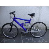 Bicicleta Bike Sundown Brisk 18 Marchas Aro 26