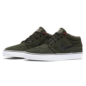 Nike Sb Zoom Stefan Janoski Mid Zapatillas Skate 443095-302