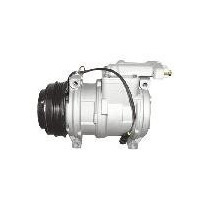 Compressor Ar Condicionado Iveco Stralis 10pa17 Polia 4pk