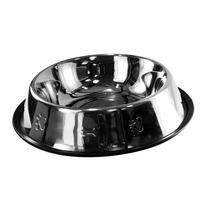 Comedouro Para Cães E Gatos ( Aço Inox) Importado( 480ml)