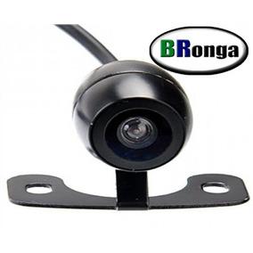 Camera Veicular De Re Visão Noturna Car Rear View 308b