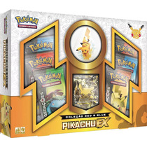 Box Pokemon Gerações Pikachu Ex - Copag