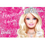Papel Arroz Barbie Personalizado
