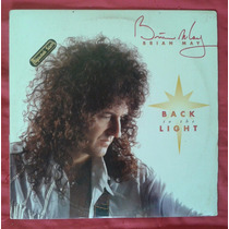 Disco De Vinil Raro - Brian May - Back To The Light - Raro