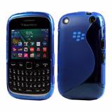Capa Case Tpu Celular Blackberry 9320 9220 Pelicula F Gratis
