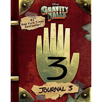 Libro Gravity Falls: Journal 3