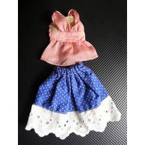 Roupas Para Bonecas Blythe/pullip/barbie E Similares