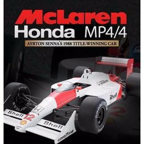 Ayrton Senna Mclaren Mp4/4 Construa O Carro