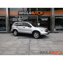 Honda Cr-v Lx 4x2 Automatica 2010 Imolaautos-