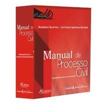 Manual De Processo Civil Rodrigo Klippel