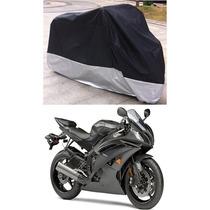 Cubierta Funda Protectora Moto Yamaha Yzf Fz R1 R3 R6 R15