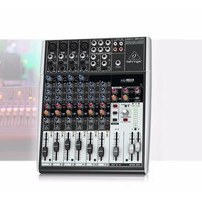 Mesa De Som Behringer Xenyx 1204usb 1204 Usb Interface Usb