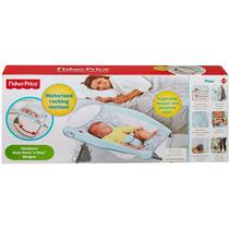 Cadeira De Balanço Fisher-price Auto Rock´n Play Sleeper