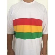 Camiseta Rap Power Reggae Roots