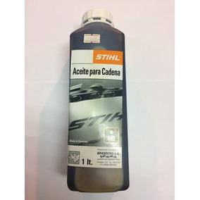 Aceite Para Cadena Stihl 1 Lt- Herracor