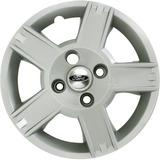 Calota Ford Fiesta Supercharger Aro 14 Parafusada Nova!!!!!!