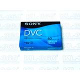 Dvc Sony 60 Min. Cassettes Caja Con 5 Pza. De Remateeeeee
