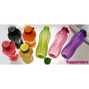 Botella Eco Twist 500 Ml Variedad De Colores Tupperware