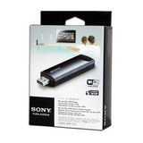 Adaptador Wireless Sony Usb Uwa-br100 Na Caixa Original