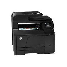 Impresora Hp Multifuncional Color Laserjet Pro 200 M276nw