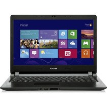 Notebook Cce Ultra Thin U25 Intel Celeron Hd 500gb Ram 2gb