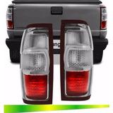Par Lanterna Traseira Ford Ranger 2010 2011 2012 Novo