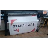 Impresion Tela Bandera,calidad Premium, Fly Banner, Hp Latex