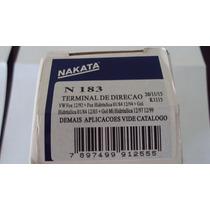 Terminal Direção Gol Dir Hidraulica Nakata N-183