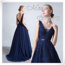 Vestido De Festa/formatura/casamento Lorenn Importado