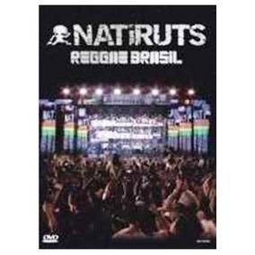 Dvd Natiruts - Reggae Brasil - Ao Vivo - Cd+dvd