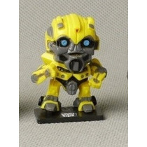 Mini Transformer Bumblebee Camaro Action Figures Autobot 4cm