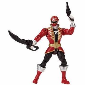 Power Rangers Rojo Figura Articulada