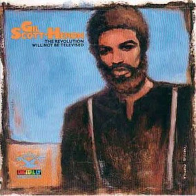 Lp Gil Scott-heron - The Revolution Will Not Be Televised