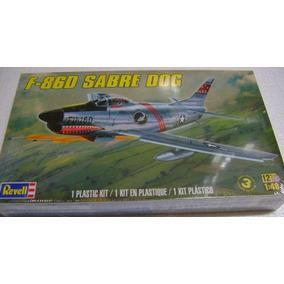 Avión F-86d Sabre Dog Esc. 1/48 Revell Nuevo!!