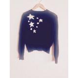 Sweter Tejido Negro Lara Knit