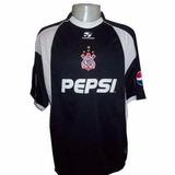 Camisa Corinthians Topper 2002 Oficial # 7 Novinha